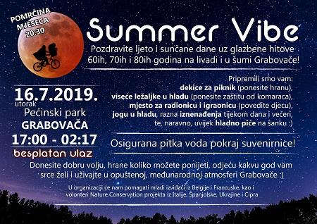 SUTRA SUMMER VIBE U PP GRABOVAČA